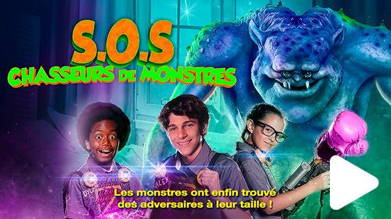 SOS Chasseurs de Monstres