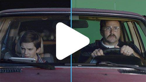 Jason Murphy VFX Reel Video