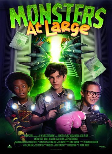 Monsters At Large - Movie